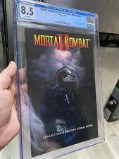 Mortal Kombat 2 Collector's Edition Comic CGC 8.5