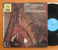 SPA 284 Handel Messiah Selections Leopold Stokowski NM/EX Decca Stereo LP