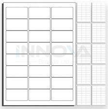 24 Labels Per Page, 100 Sheets 63.5 x 33.9cm Amazon FBA L7159 & J8159 Compatible