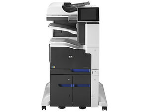 HP LaserJet Enterprise 700 color MFP M775z+ All in one Copy Print Scan CF304A