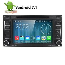 "7""Android 7.1 Car Stereo GPS DVD Sat Navi for VW Touareg/T5 Multivan/Transporter"