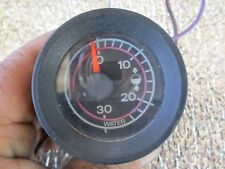 evinrude  johnson outboard 0-30 PSI Water Pressure Gauge 0175114