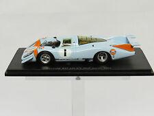 Porsche 917 LH Nr.1 Gulf Salon 1/43 Spark S1898 1/43