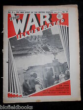 THE WAR ILLUSTRATED; Vintage WWII Magazine - Volume 3, No 47 - July 26th 1940