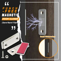 Ultra-thin Invisible Magnetic Door Stoppers 10 Sets