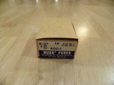 Cooper Bussmann AGU-1 Fuse Box 46 Pieces