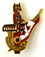 Spilla Lions International Comox Valley Lions Club British Columbia Canada