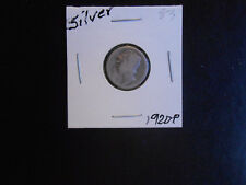 1920 P: Mercury Silver Dime circulated # 83,  You grade it!