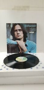 JAMES TAYLOR SWEET BABY JAMES 1970 RECORD WARNER BROTHERS WS 1843