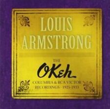 Armstrong Louis - The Okeh Columbia and RCA Victor Recordings 19251933 CD