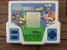 Vintage 1987 Electronic Football * Tiger Electronics Handheld Game