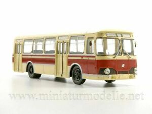 1:43 LIAZ 677 Bus Stadtlinien Modimio #28 UdSSR USSR Russian Russische Ovp Neu