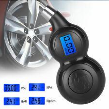 Digital Auto LCD Tire Air Pressure Guage Meter Tester Gauge for Car Bike Truck