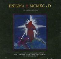 Enigma MCMXC a.d. (ltd. edition, 4 extra versions, 1991) [CD]