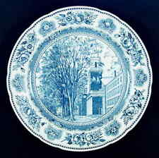 Wedgwood YALE UNIVERSITY BLUE Dinner Plate 4639789