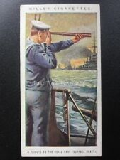 No.3 ROYAL NAVY SURFACE BOATS Britains Part In The War by W.D.& H.O.Wills 1917