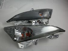 PAIRE DE CLIGNOTANTS Fumé Clair TMAX 500 T MAX 2008/2011 Turn Signals HEADLIGHT