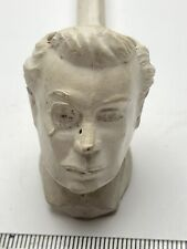1890's or Edwardian Figural Clay Pipe - Gentleman wearing a Monocle!!