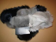 UGG Scarf City Ombre Infinity Shearling NEW $295