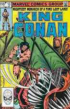 King CONAN # 13 (Mark silvestri) (52 pages) (états-unis, 1982)