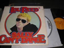 LP Lou Reed Sally Can't Dance CPL10611 rca vinyl '74 !!