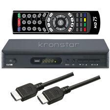 Full HD Sat Receiver HD75 plus Openbox USB-über 70 Russische Sender +HDMI Kabel