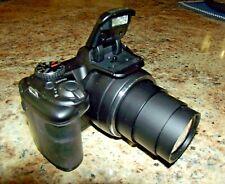Fujifilm FinePix S Series S8630 16.0mp 36x 25-900mm DIGITAL CAMERA - Black - 463