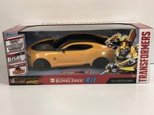 Bumblebee 2016 Chevy Camaro R/C Transformers 1:16 Scala Jada 30332