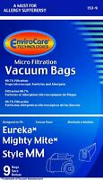 Eureka Part#60295C - Style MM Vacuum Bag Replacement for Eureka Mighty Mite 3670