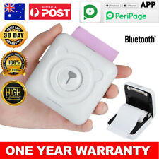 Peripage A6 BT Bluetooth Pocket Photo Printer Instant Printer for Phone App BG