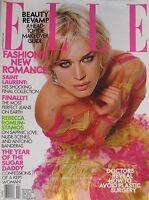 REBBECA ROMIJN  April 2002 ELLE Magazine