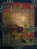 10 Assorted Vintage Archie Comic Double Digests From Late 80's-Early 90's