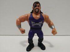 WWF HASBRO RARE SERIES 11 GREEN CARD EVIL CRUSH WRESTLING FIGURE, WWE TITAN