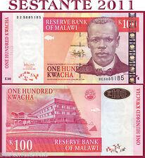 MALAWI   -     100 KWACHA   31.10. 2005   -   P. 54a    -    FDS / UNC