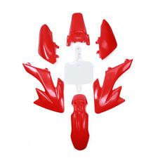 New Plastics Kit Fairing Fenders For  HONDA CRF50 XR50 SDG SSR 70 90 Pit Bike