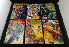 LOT(6) Darkhold, X-Force, Heroes For Hire, Thunderbolts, X Factor,