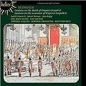 Beethoven: Early Cantatas [Corydon Singers, Corydon Orchestra, Matthew Best] [Hy