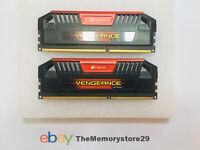 8GB 2 x 4GB Corsair Vengeance Pro DDR3 Memory 2400MHz RAM PC3-19200 DIMM 240 Pin
