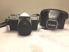 Vintage KOWA SE Camera with KOWA 1:1.9 f=50mm Lens And Case