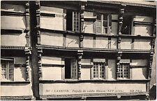 CPA 22 - LANNION (Côtes d'Armor) - 291. Façade de vieille Maison (XVIe siècle)