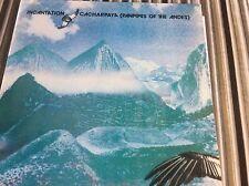 INCANTATION Cacharpaya LP 12 Track  UK Beggars Banquet 1982