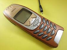 Nokia Classic 6310i - bronze neu cover (Ohne Simlock) Handy !!wie neu zustand 1A