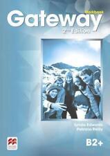 Gateway 2ª Edición B2 + Workbook por Edwards, Lynda ,Reilly,Patricia,