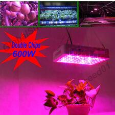 Full Spectrum LED Grow Light 2 Chip for Medical Plants Veg & Bloom Indoor 600W