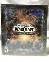 World of Warcraft Shadowlands Epic Edition Collector's Set Brand New Sealed