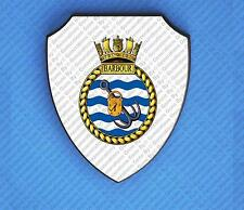 HMS BARBOUR WALL SHIELD