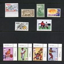 Rugby sports  - selection - see scan -   MNH  L412