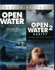 Open Water 1 and 2 [New Blu-ray] Widescreen
