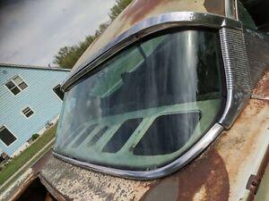 Rear Window GLASS  Ford 1957 1958 57 58 Fairlane skyliner wagon