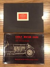 Early Motor Cars: The Vintage Years by George A. Oliver Signed Limited Edition
